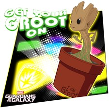 GOTG Get Your Groot On