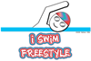 I Swim Freestyle