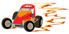Wingless Flaming Sprint