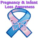 Pregnancy loss awareness iPhone 5 Snap Case