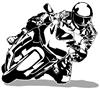 Sportbike Motorcycle