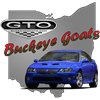 Blue GTO Coffee Mug