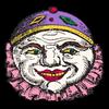 Killer Clowns Oval Sticker