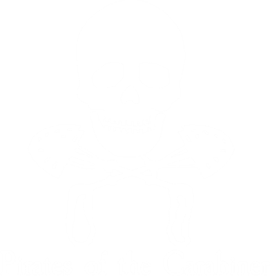 Stylish and funny shirts for the rock climbing pirate.