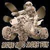 More Mud More Fun on an ATV
