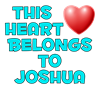 This Heart: Joshua (E)