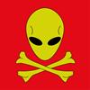 - Alien pirate