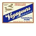 Voyageurs national park Zip Hoodie