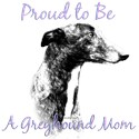 Dogs greyhound T-shirts