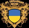 Number One Ukrainian Mom Women's Plus Size Scoop N