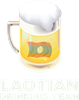 Laotian Drinking Team iPhone 5 Wallet Case