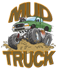Mud Truck Ford