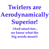 Twirler 'tude - a shop for twirlers with attitude!