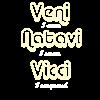 Veni. Natavi Vici Women's Plus Size V-Neck Dark T-