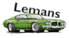 Green Pontiac Lemans Coffee Mug