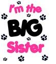Big sister for dog Pet Apparel