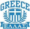 Greek tshirt Sleeveless Tees