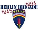 Berlin brigade Zip Hoodie