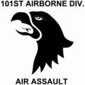 101st airborne Pint Glasses