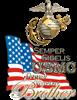 USMC Marine Brother - Coffee Mug