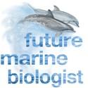 Marine biologist Gym Bags
