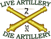 2nd Bn 32nd Field Artillery
