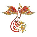 Phoenix Wall Decals