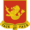 DUI - 5th Bn - 25th Field Artillery Regt Sticker (