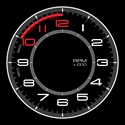 Automobile clocks Modern Clocks