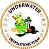 SOF - Underwater Demolitions Team Women's Zip Hood