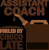 Funny Assistant Coach Women's Plus Size Scoop Neck