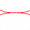 Rock Paper Scissors Gun I Win
