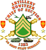 Artillery - Howitzer Section Chief - Ft Sill