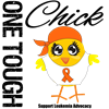 Leukemia One Tough Chick
