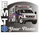 Emt Fleece Blankets