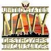 US Navy Destroyers Tin Can Sa Long Sleeve Infant T