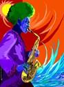 Music saxophone Puzzles