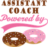 Assistant Coach Gift Doughnuts