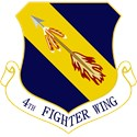 4th tactical fighter wing Hats & Caps
