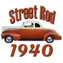 1940 street rod Messenger Bags & Laptop Bags