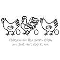 Chicken Tank Tops