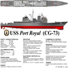USS Port Royal CG-73