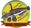 USS TORSK Coffee Mug