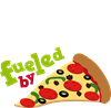 Assistant Coach Funny Pizza Men's Dark Pajamas