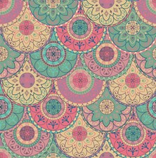 Antique Pastel Pattern