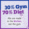 Abs Are Built In The Kitchen