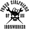 Proud Girlfriend of an Ironwo
