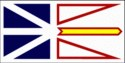 Newfoundland flag Bumper Stickers