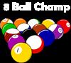 8 Ball Champ Women's Dark Pajamas