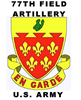 77TH FIELD ARTILLERY